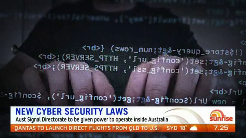 New cyber security laws