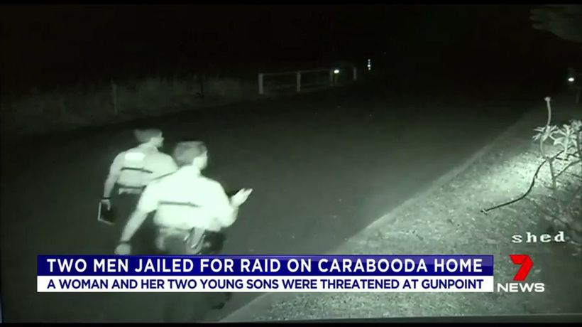 Duo jailed over terrifying Carabooda home invasion