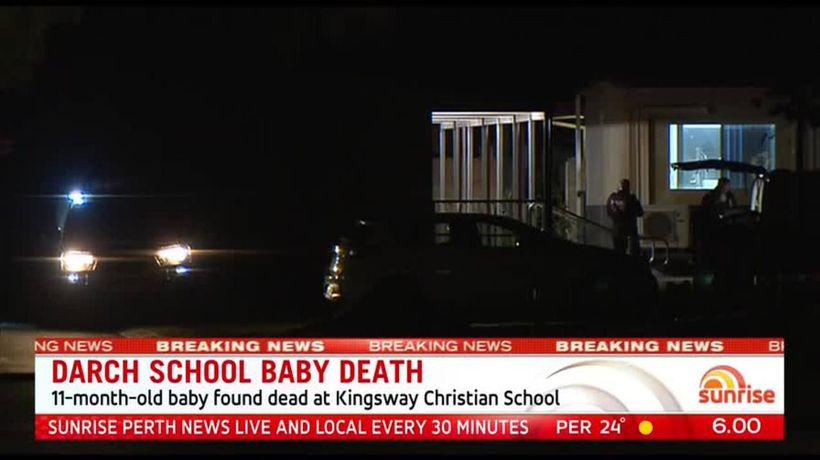 Baby found dead at northern suburbs school