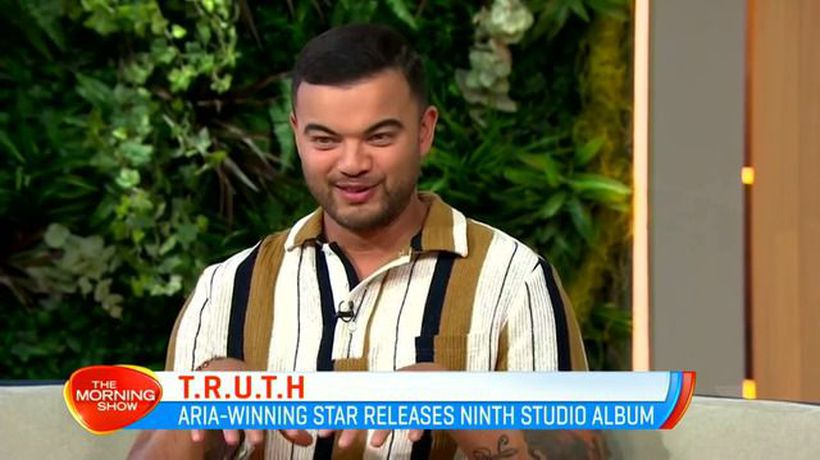 'I didn't know who to trust:' Guy Sebastian