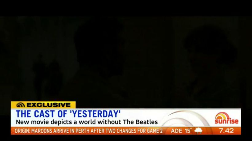 'Yesterday' depicts a world without The Beatles