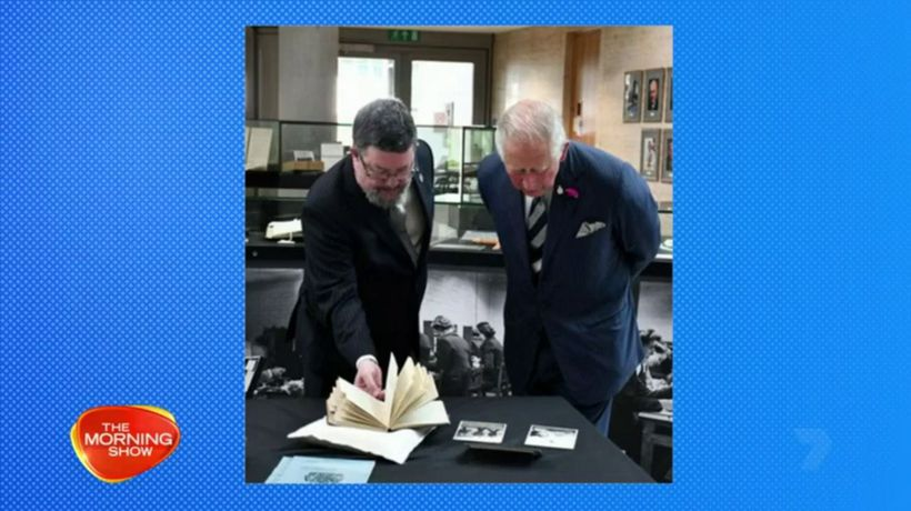 Prince Charles shows sense of humour with Instagram pic