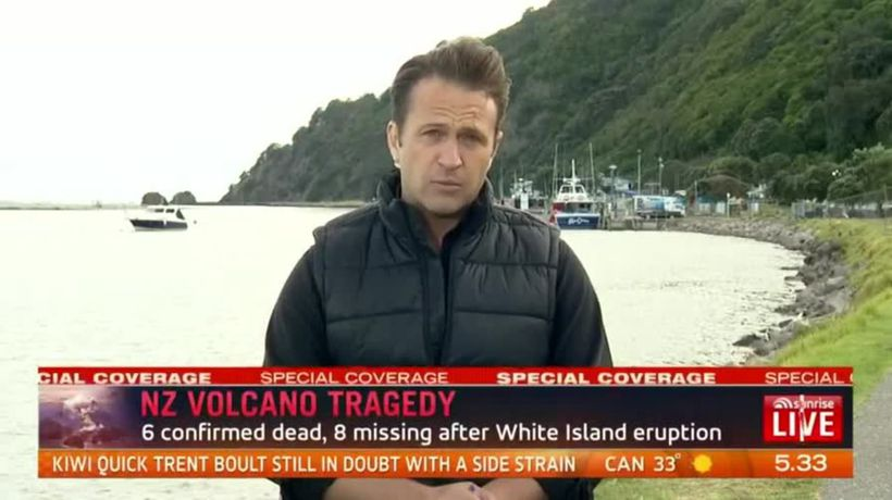 Death toll from White Island volcano tragedy predicted to rise