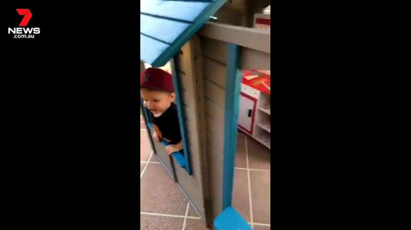 Mum shares genius cubby house hack