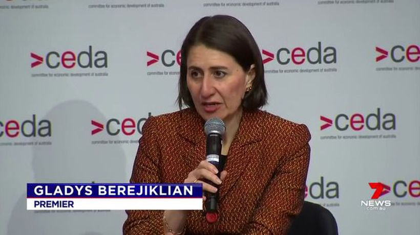 Gladys Berejiklian rules out lockdown