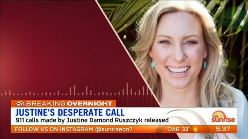 Justine Damond called police in panic