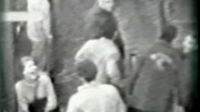 Footage of Jane Rimmer shown in court