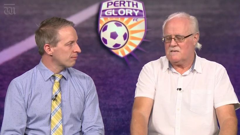 Up Front: Glory clinch silverware