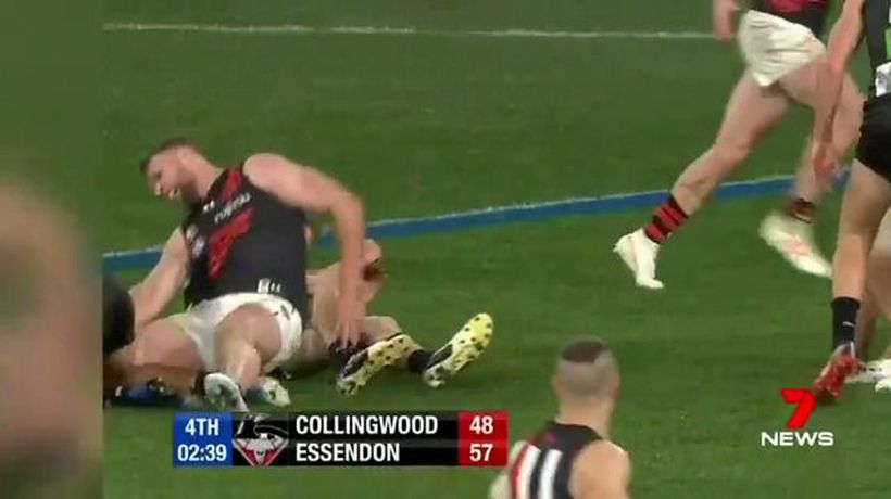 Bombers forward facing three months on sideline