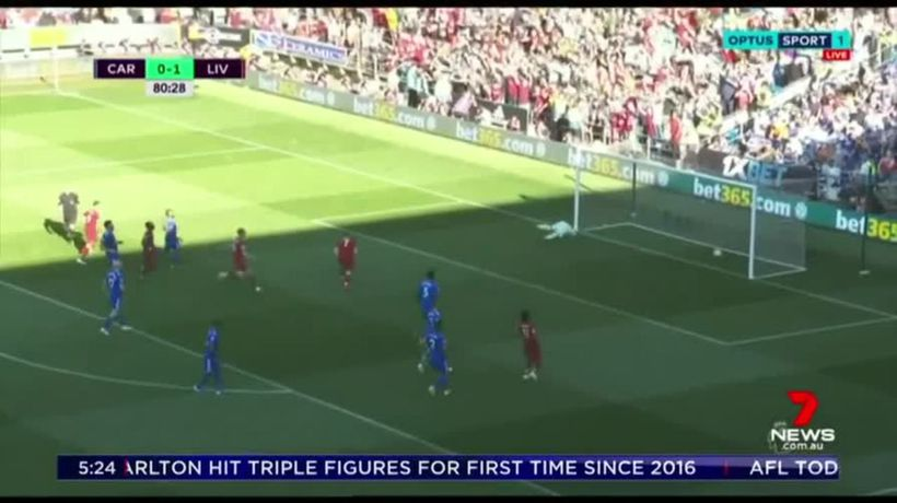 Liverpool returns to the top of the EPL