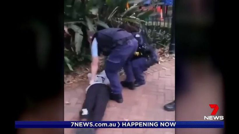 Sydney police officer threatened with private legal action