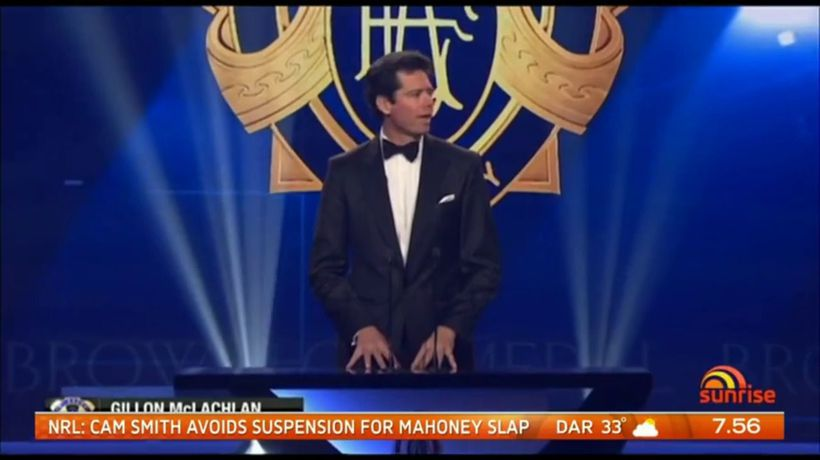 The bright lights of the Brownlow