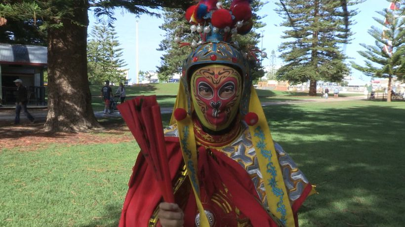 Entertainment returns to Fremantle's streets for Easter