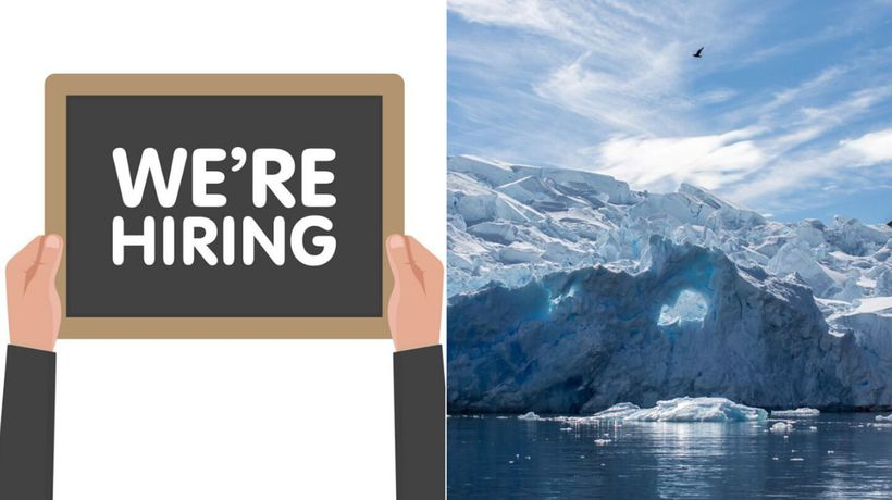 Jobs in Antarctica