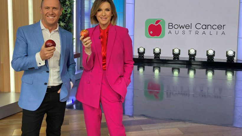 Bowel Cancer Australia's Annual Red Apple Giving Day
