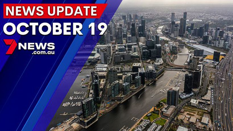 7NEWS Midday Update: October 19
