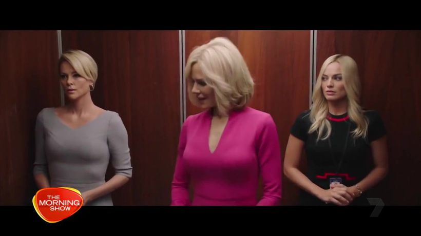 Watch the first trailer for 'Bombshell', based on the Fox News scandal