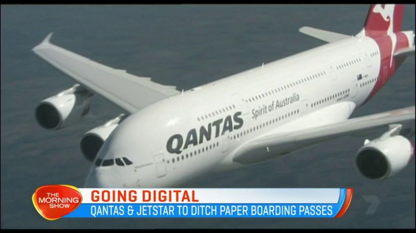 QANTAS and Jet Star go digital