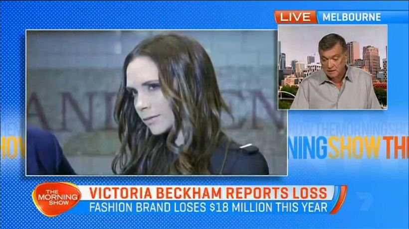 Victoria Beckham's fashion brand posts another massive loss