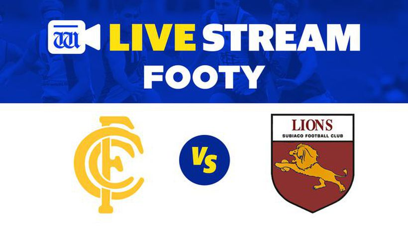 WAFL colts football FULL REPLAY - Claremont v Subiaco