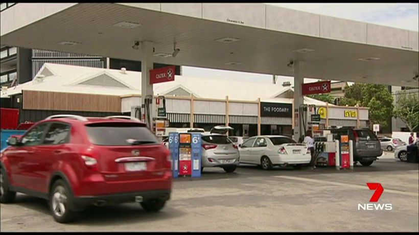Caltex launches new car service