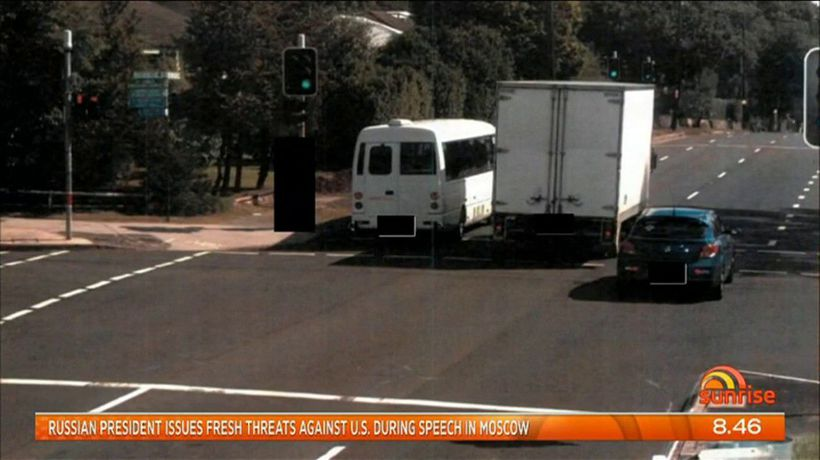 Speed cameras in question
