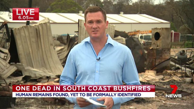 Bushfire death toll rises