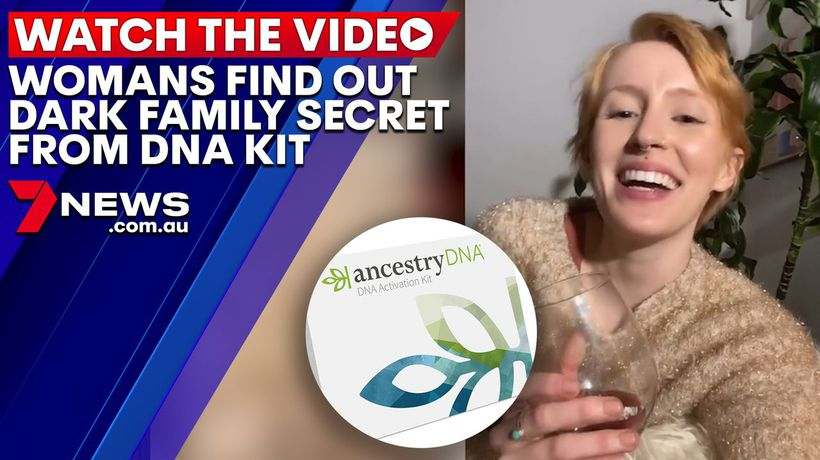 Woman finds out dark family secret from ancestry DNA kit