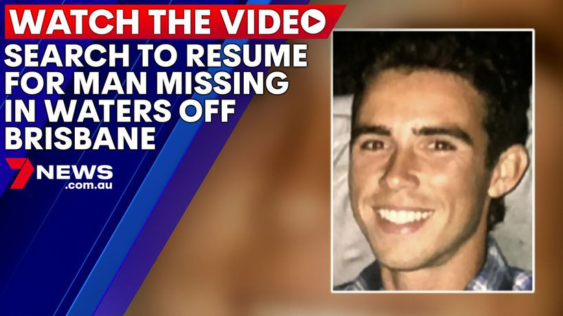Search to resume for man missing in waters off Brisbane