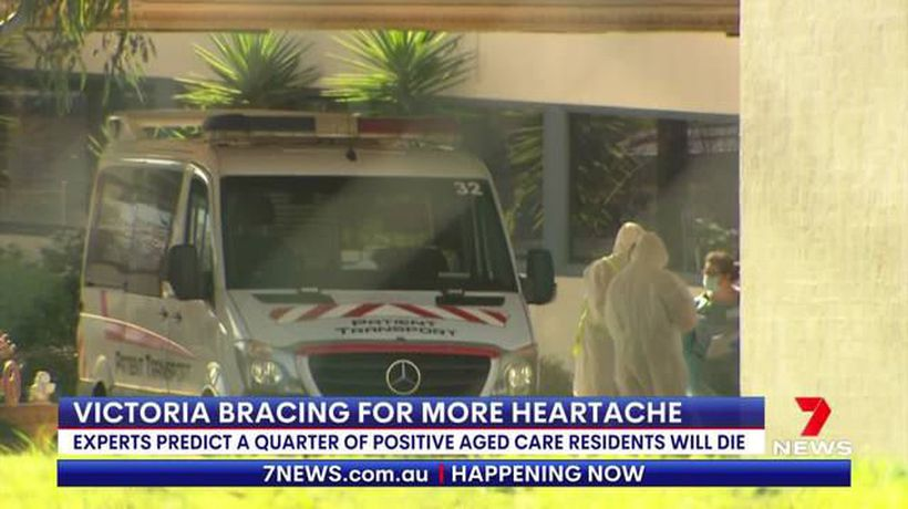 Victorians told to brace for hundreds of deaths