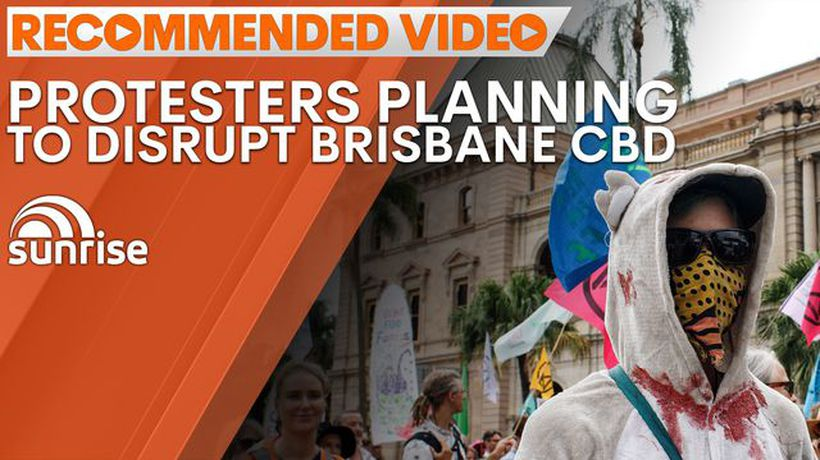 Extinction Rebellion protesters planning to disrupt Brisbane CBD