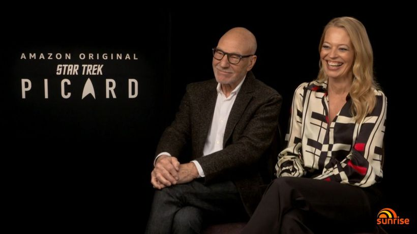 Star Trek Picard - Extended Interview