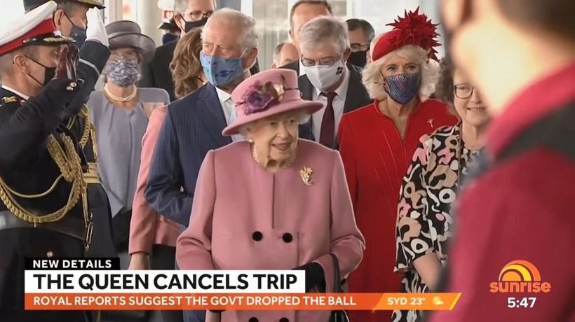 Royal twist after Queen cancels trip to Northern Ireland
