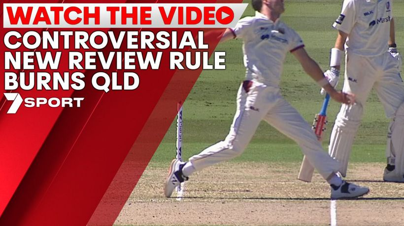Controversial new review rule burns QLD