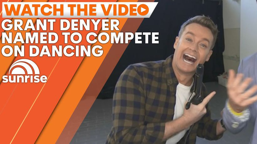Grant Denyer to compete on Dancing with The Stars: All Stars