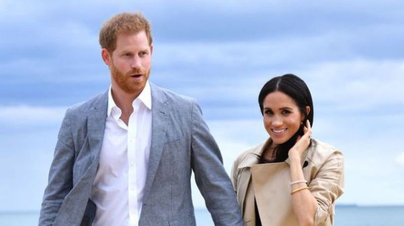 Harry And Meghan's New Home
