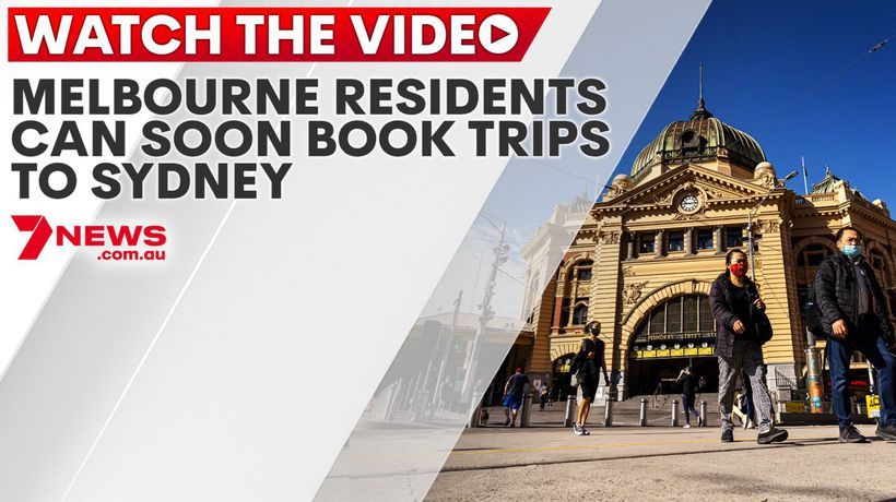 Melbourne Residents can soon book trips to Sydney