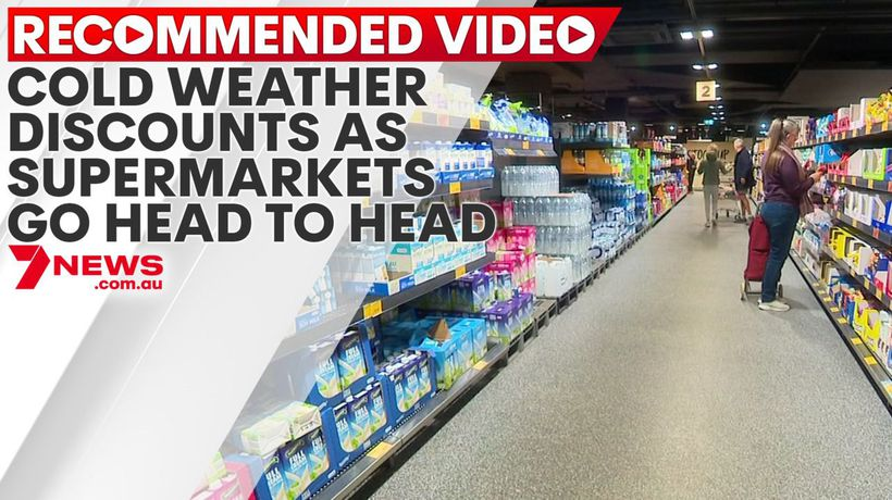 Cold weather essentials to be heavily discounted as supermarket chains go head to head
