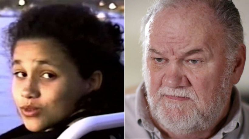 Thomas Markle: My Story