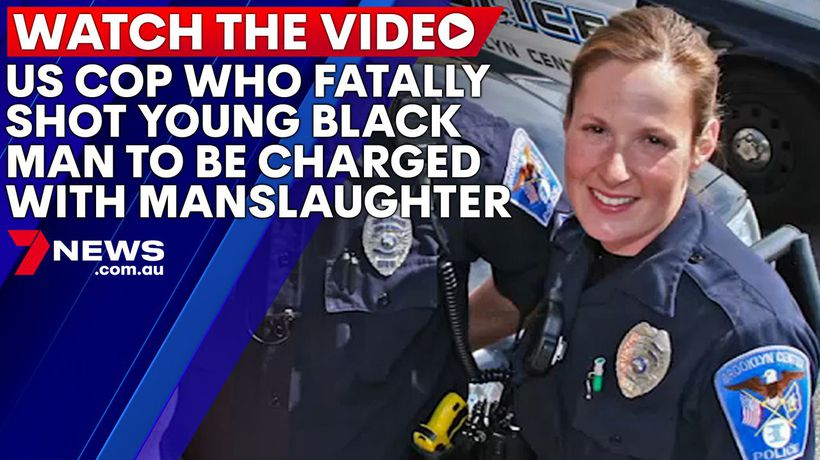 Police officer who shot young black man to be charged with manslaughter