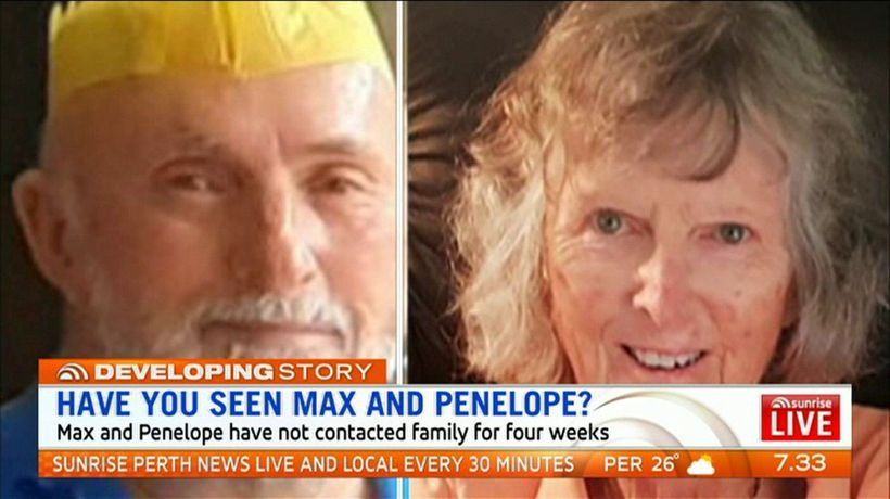 Police call for missing couple