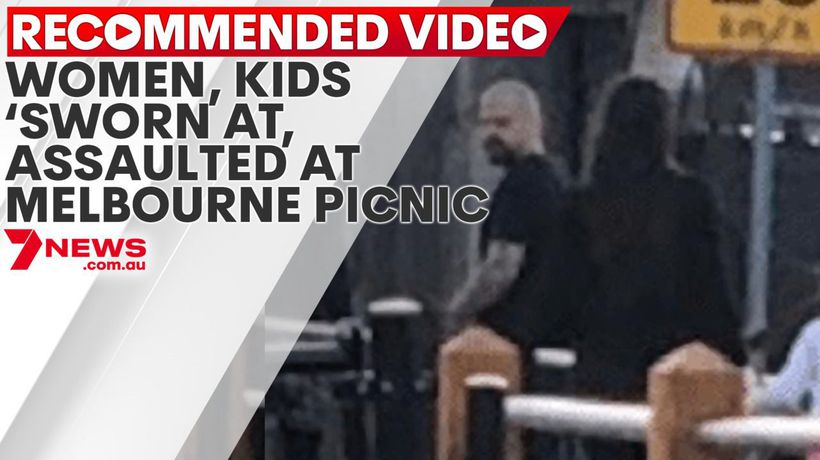 Melbourne picnickers 'sworn at, kicked and assaulted' by violent COVID-deniers