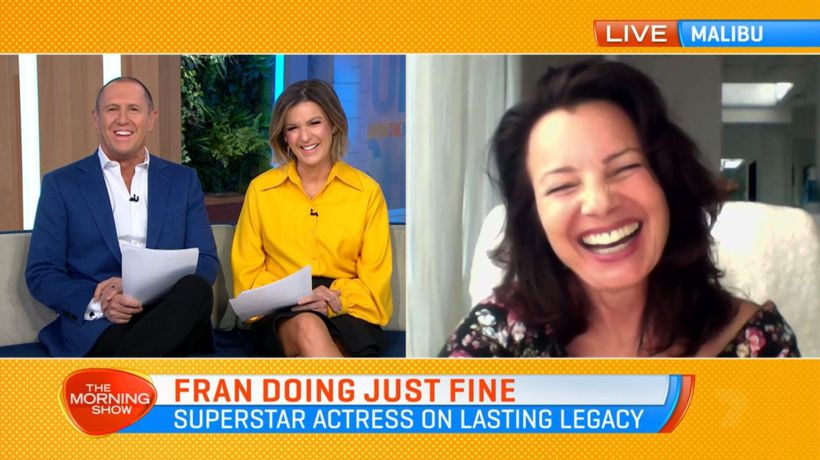 The Nanny star Fran Drescher on fame, fashion and her cancer charity