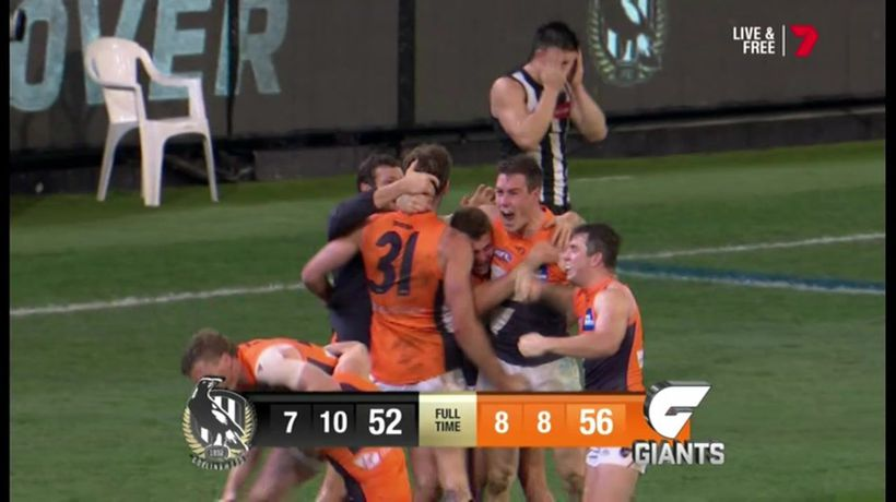 GWS into the Grand Final