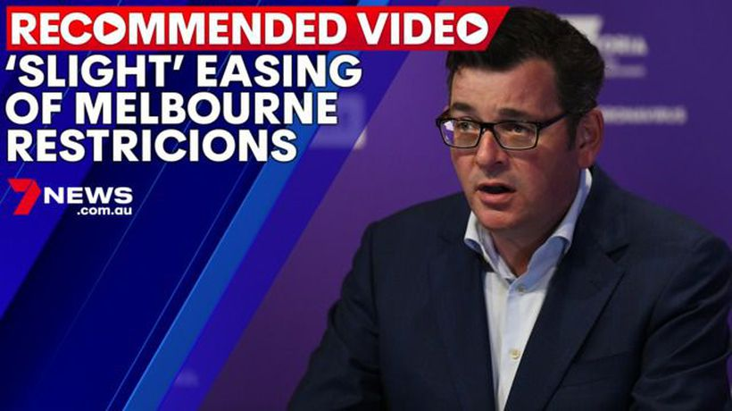 Daniel Andrews lifts more Melbourne restrictions
