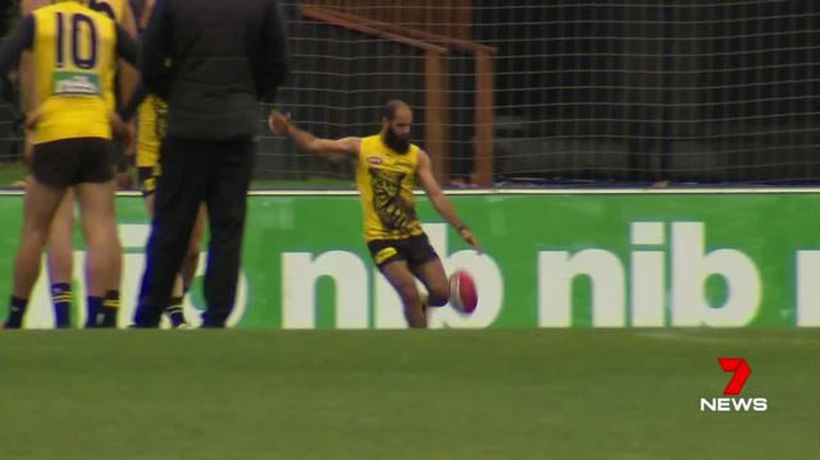 Tigers Veteran Bachar Houli returns from calf injury