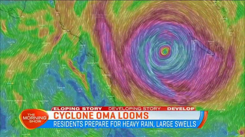 Queensland's severe tropical cyclone