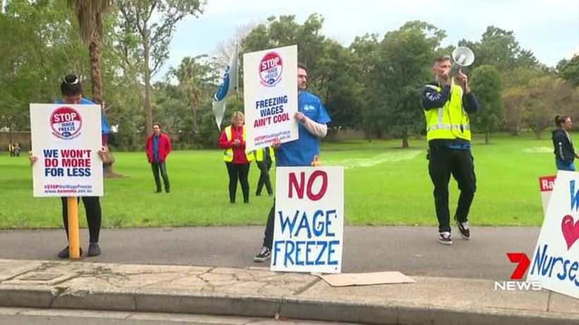 Public service pay freeze headed to court
