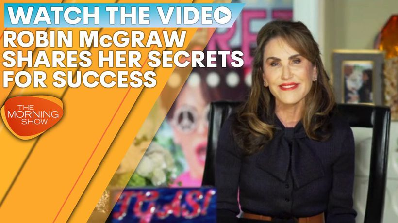 Robin McGraw's advice for reaching your full potential