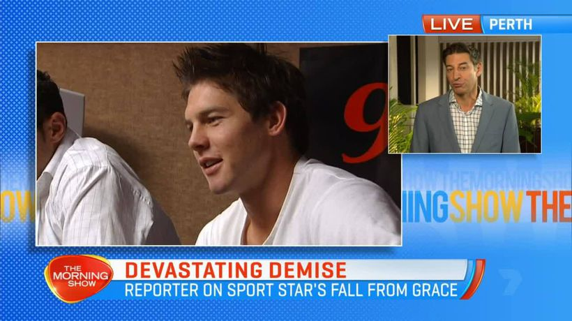 Basil Zempilas' one-on-one with Ben Cousins